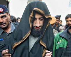 Rashid Rauf in Pakistani custody.